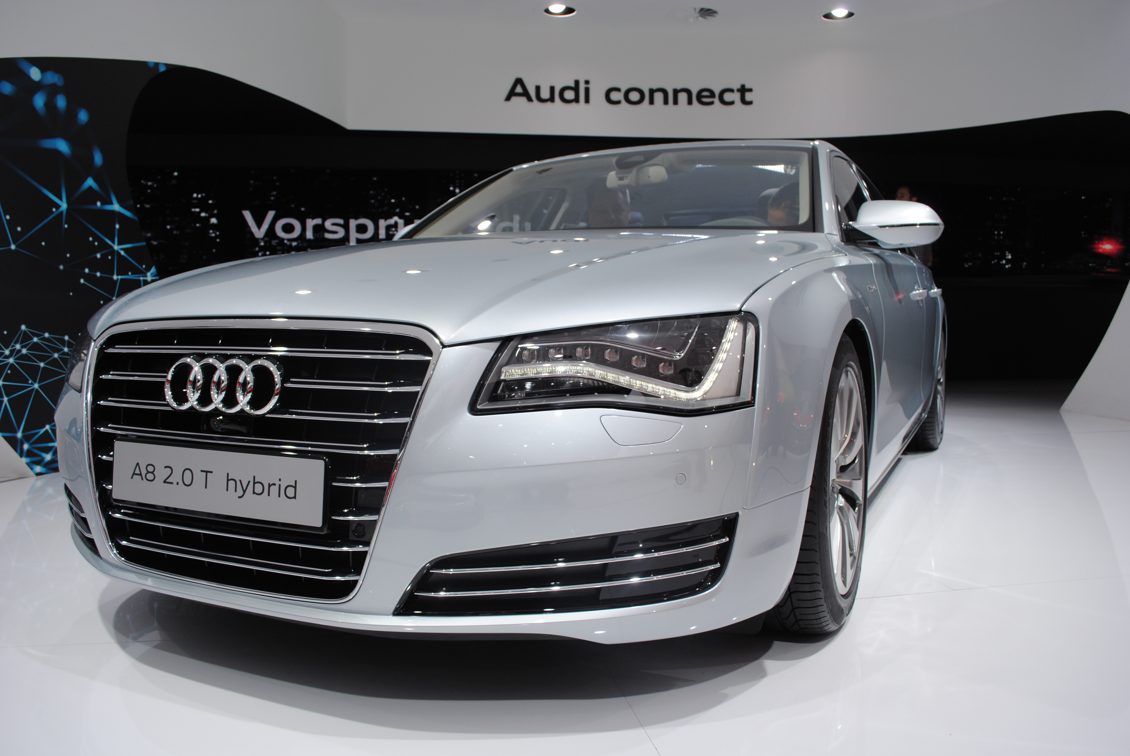audi hybrid vehicles. Black Bedroom Furniture Sets. Home Design Ideas