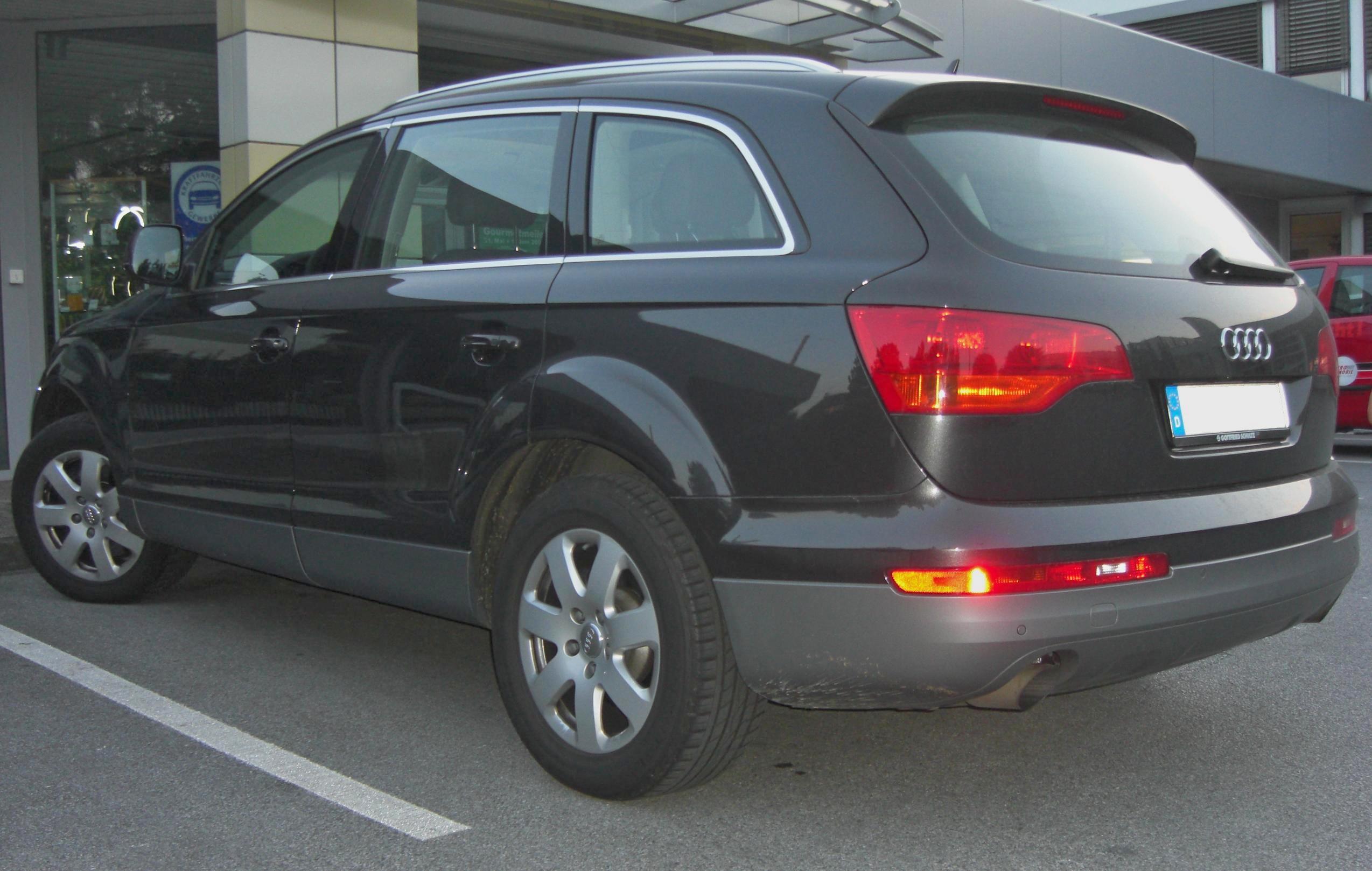 Kekurangan Audi Q7 2008 Murah Berkualitas