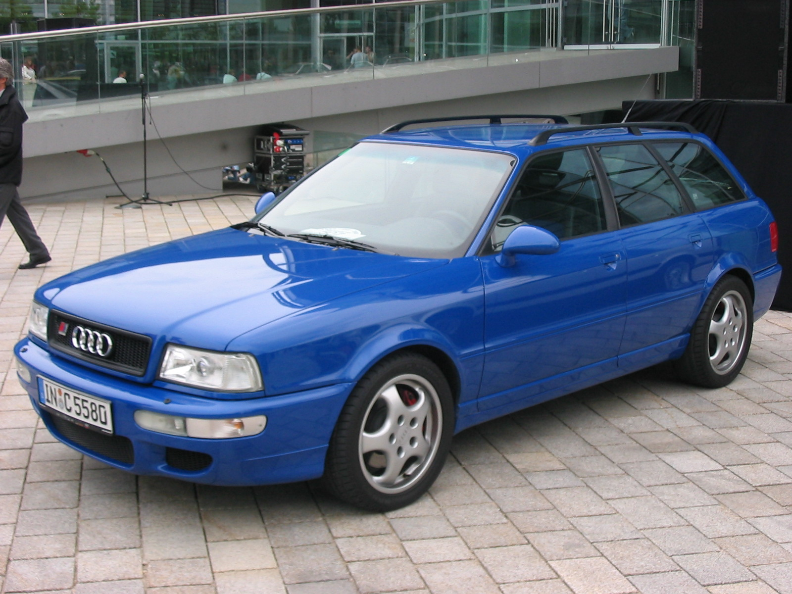 Occasion : Audi rs2  TooPs