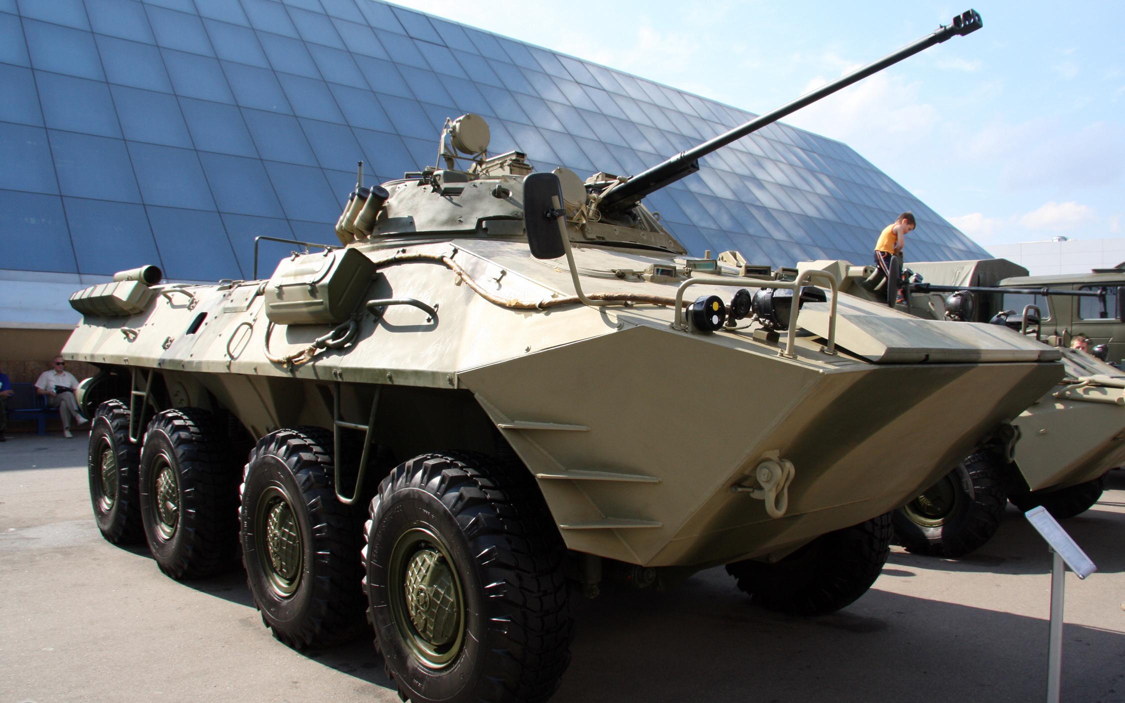 Resultado de imagen para BTR-90