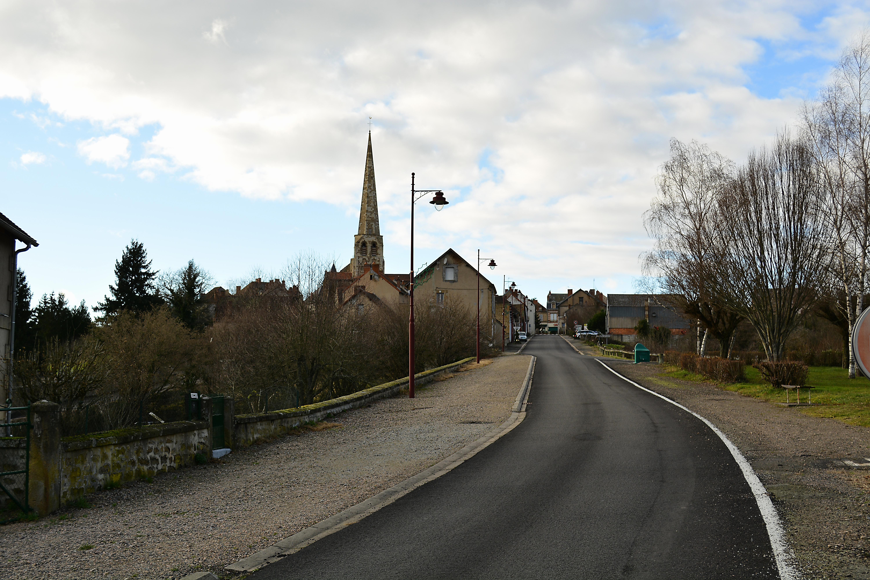 Buxières-les-Mines