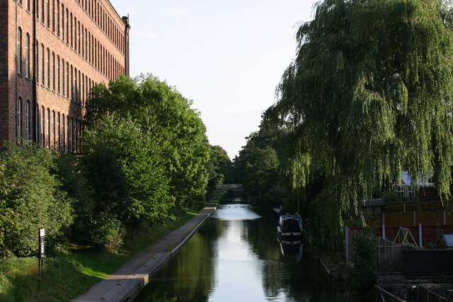 Birmingham and Fazeley Canal - geograph.org.uk - 1538461