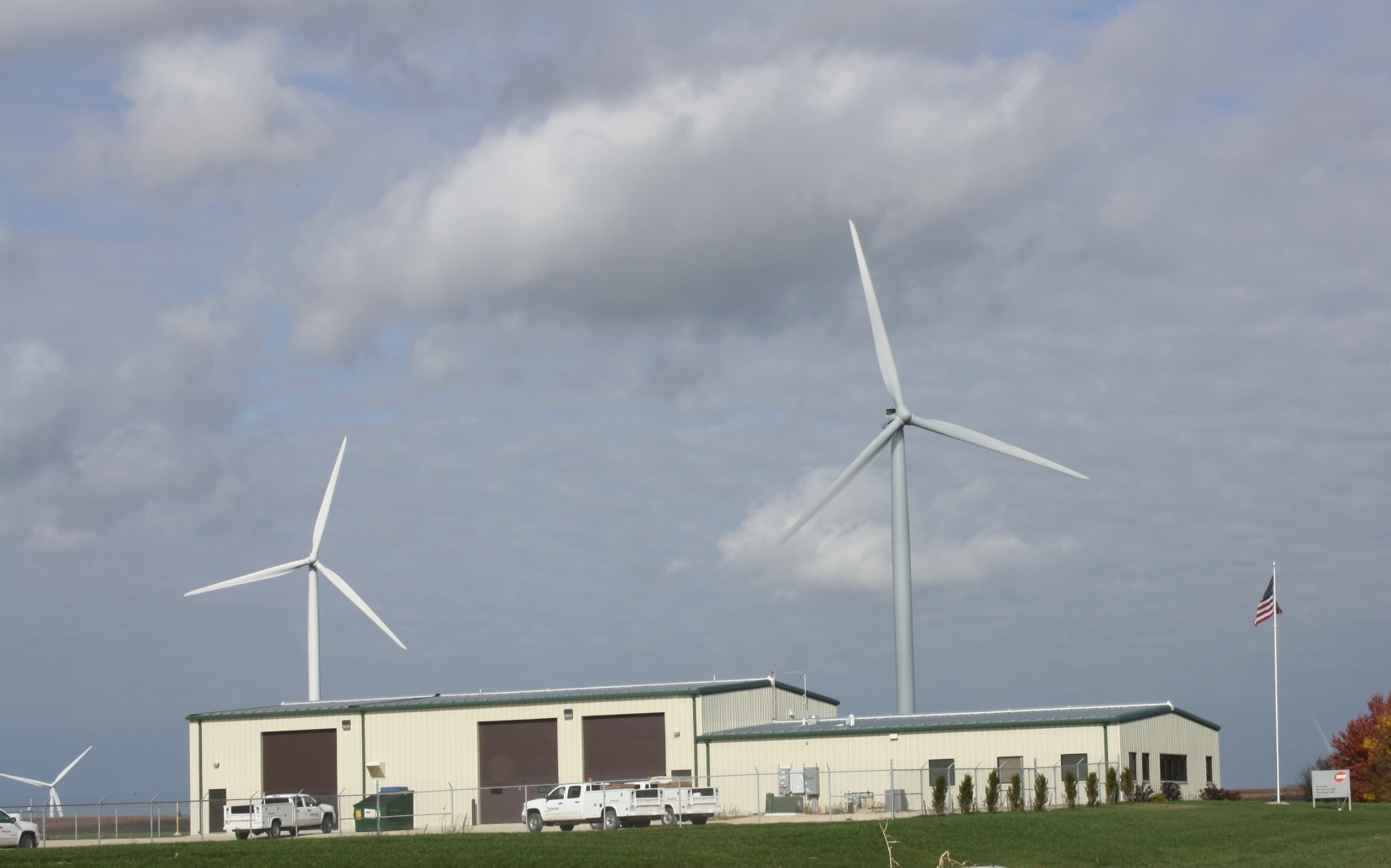 Fond Du Lac Wi >> Blue Sky Green Field Wind Energy Center - Wikipedia