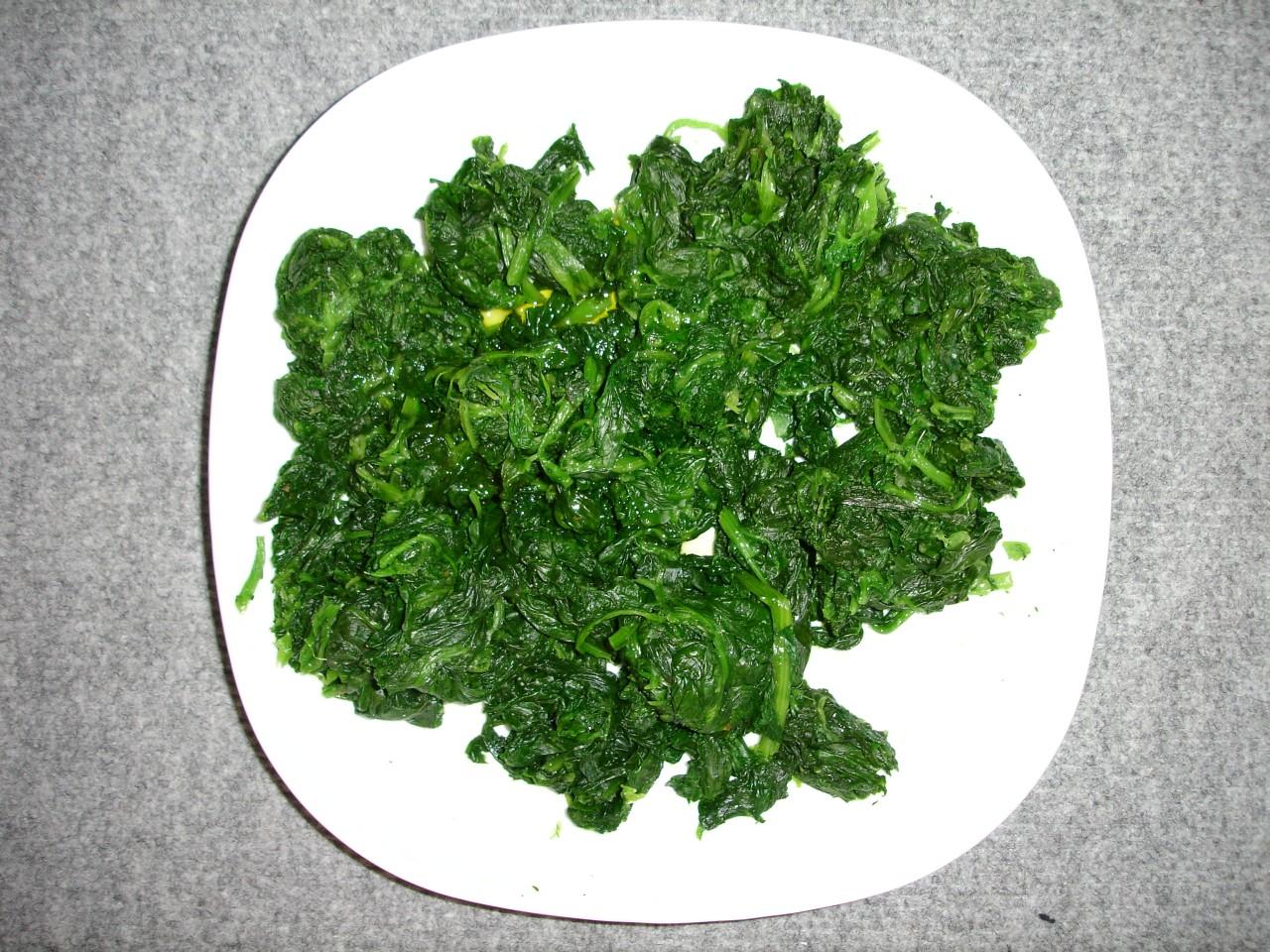 Description Boiled spinach.jpg