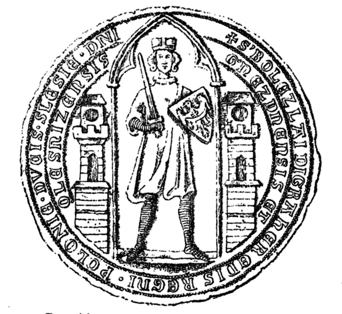 Fichierbolesław Oleśnicki Seal 1313png Wikipédia