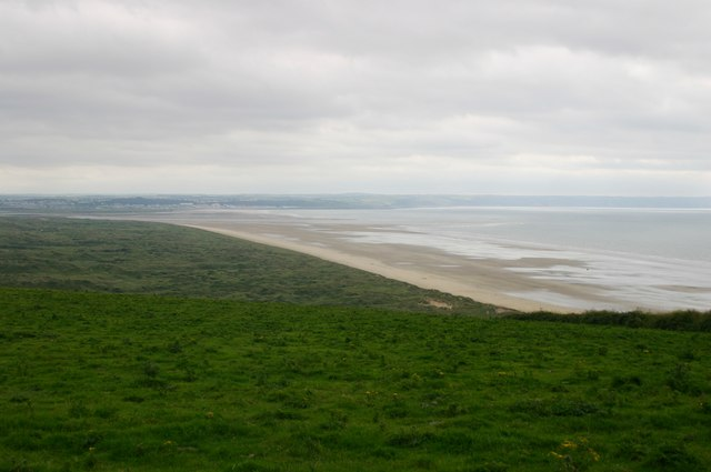 Braunton Burrows and Saunton Sands - geograph.org.uk - 820279