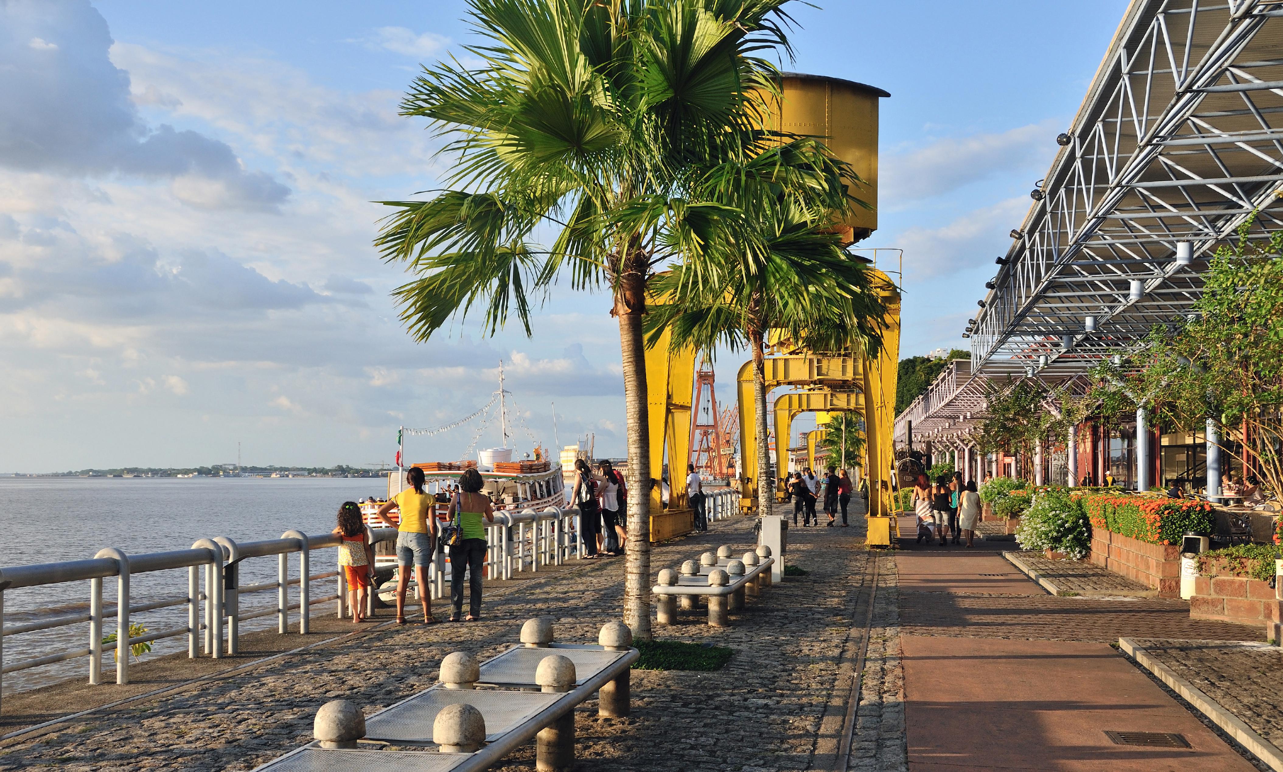 places Aktiviteter i Belem Brazil