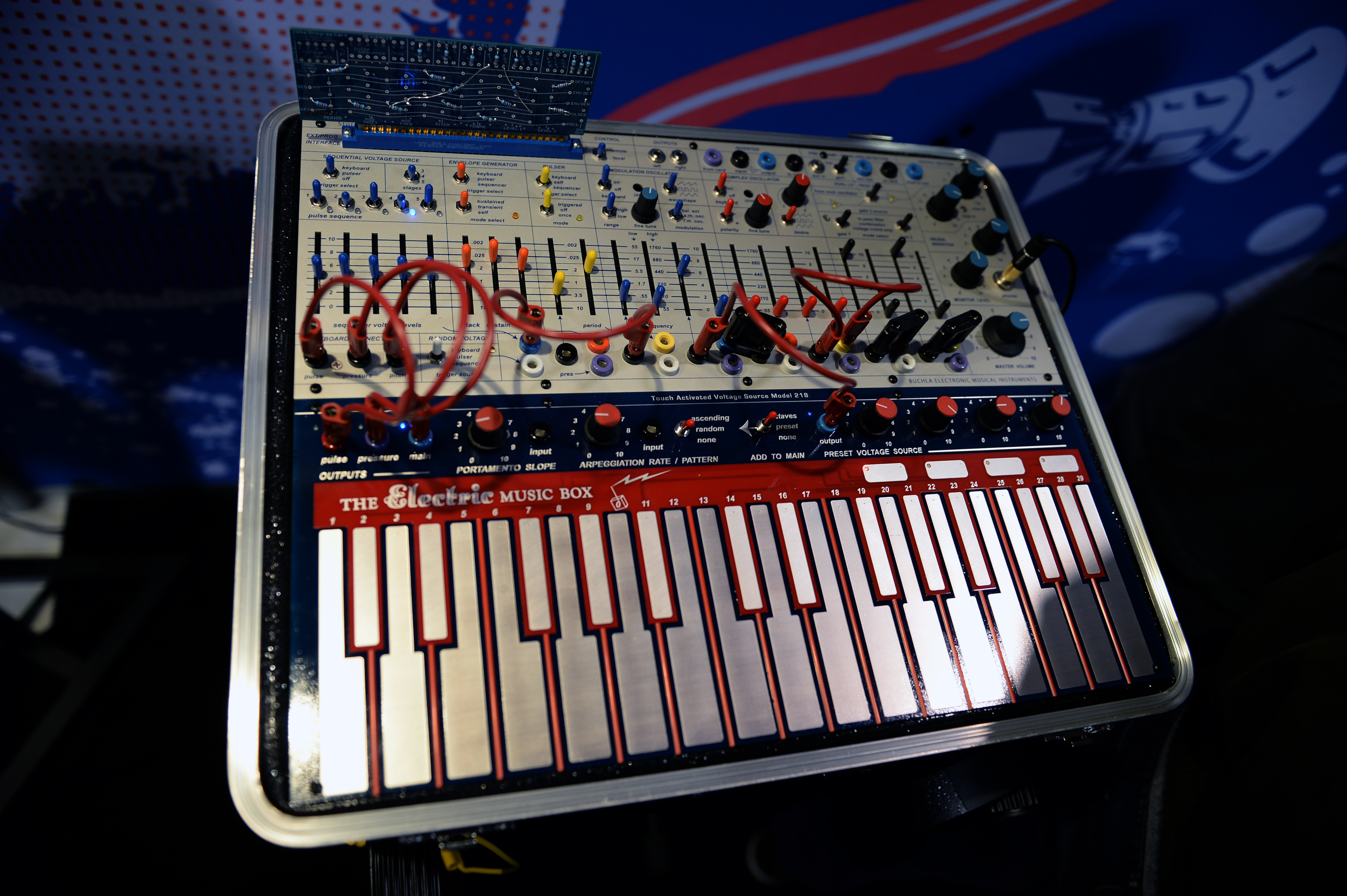 Electronic Musical Instruments : File buchla electronic musical instruments bemi music