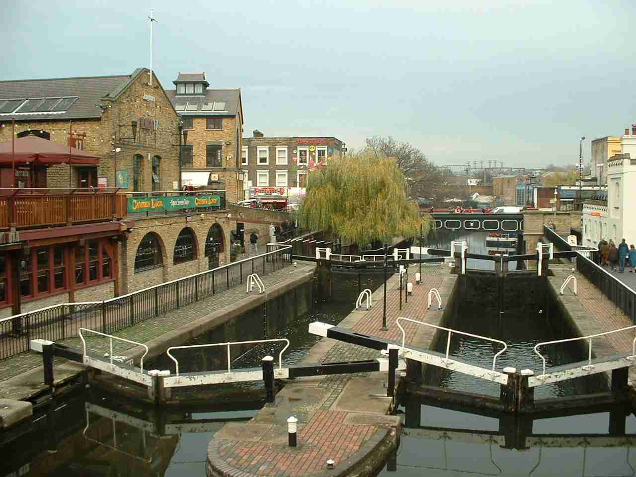 Camden lock for The camden