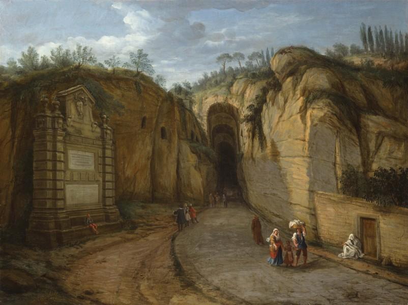 Caspar van Wittel - Crypta Neapolitana.jpg