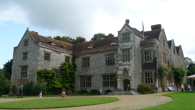 Chawton House - geograph.org.uk - 1160151