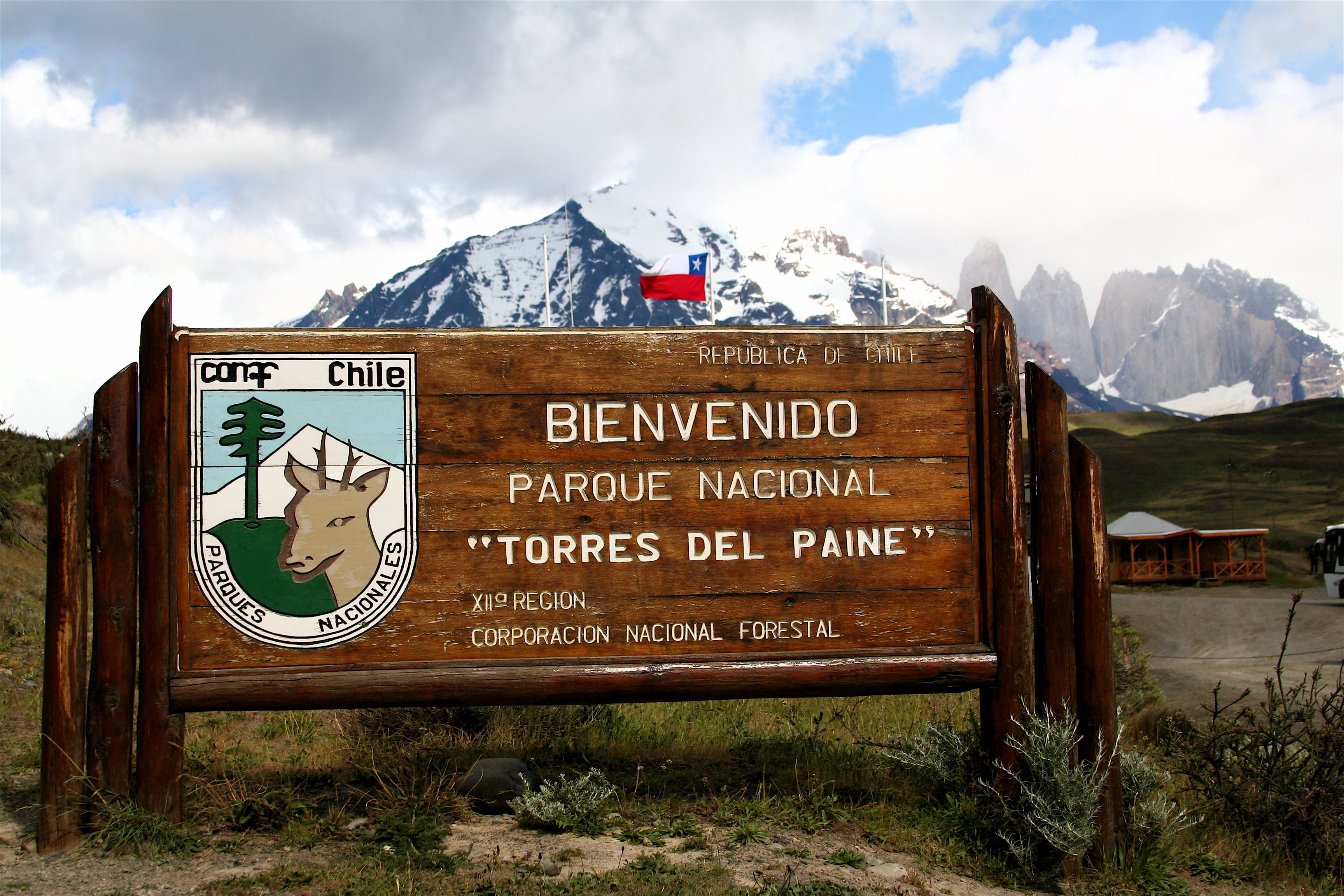 Depiction of Parque nacional Torres del Paine