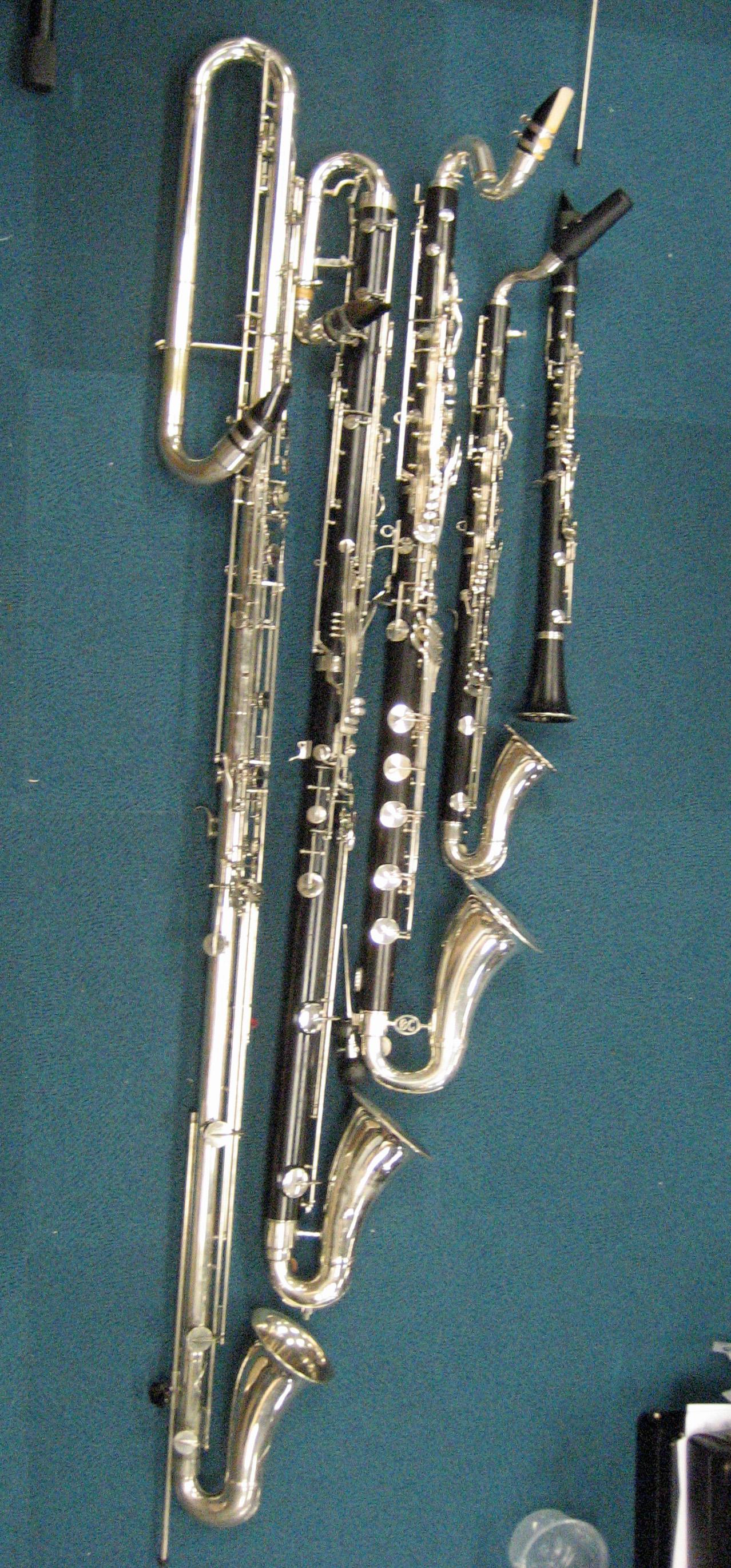 Yamaha Bass Clarinet Mouthpiece