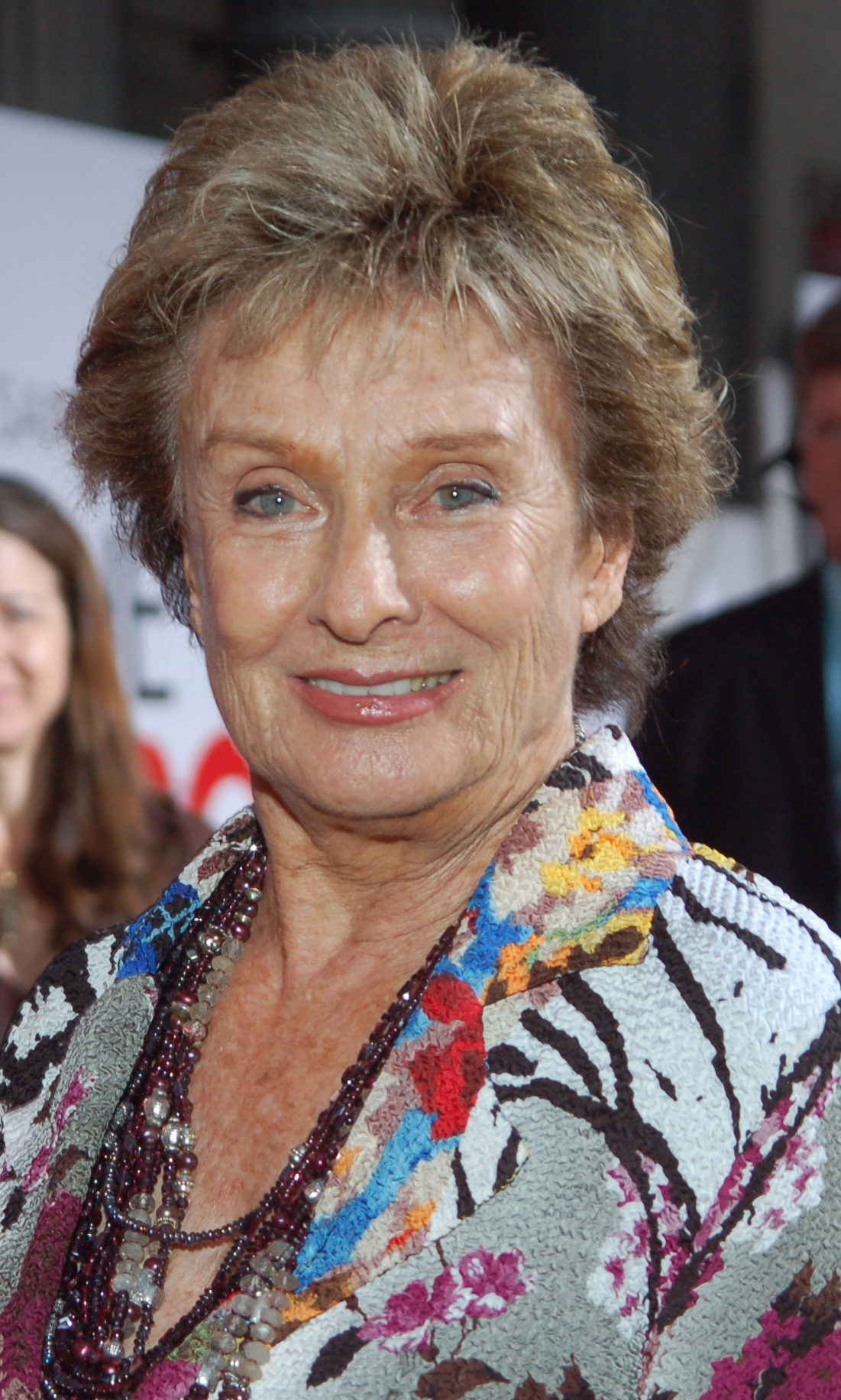 Cloris Leachman in The Last