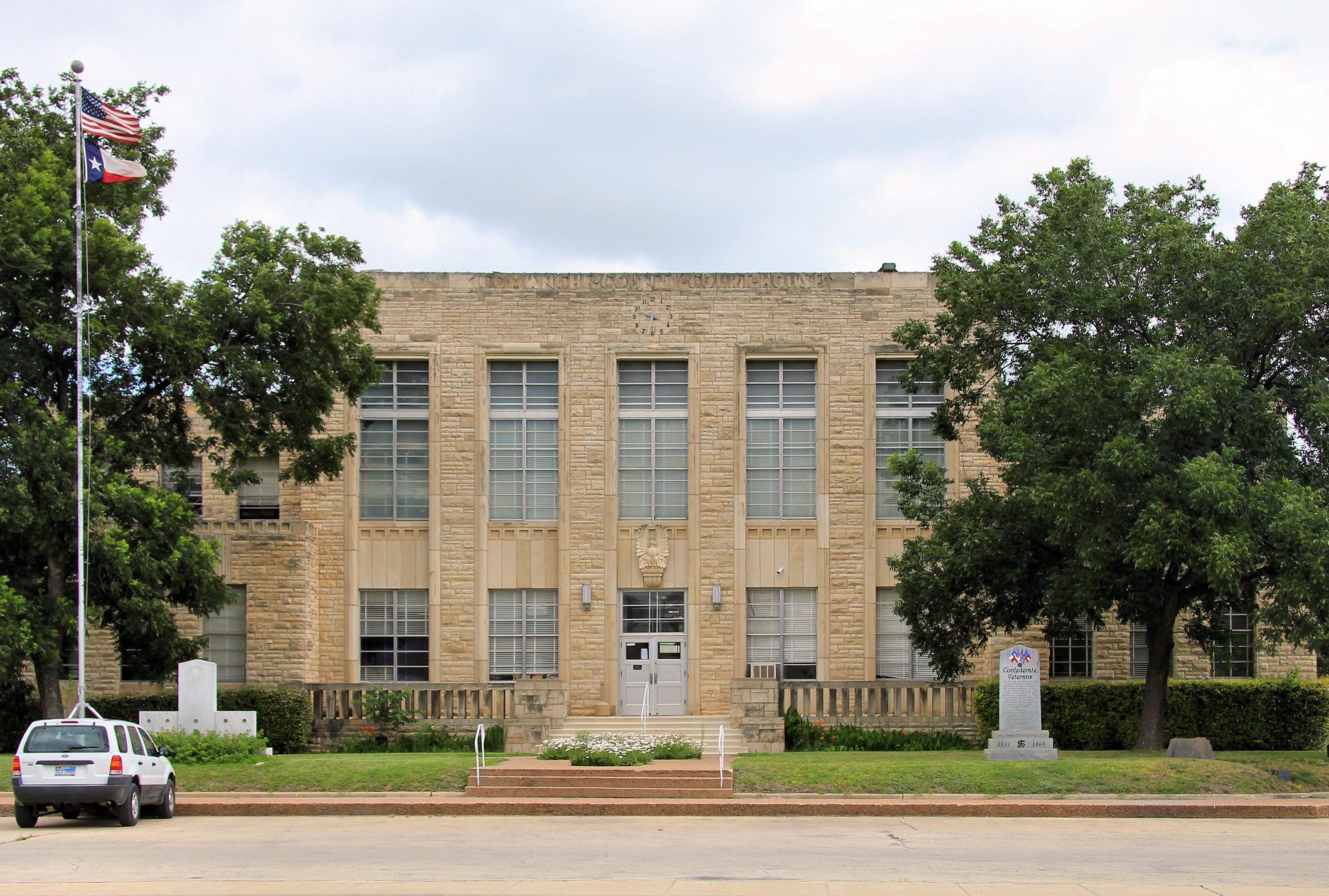 Comanche County, Texas - Wikipedia