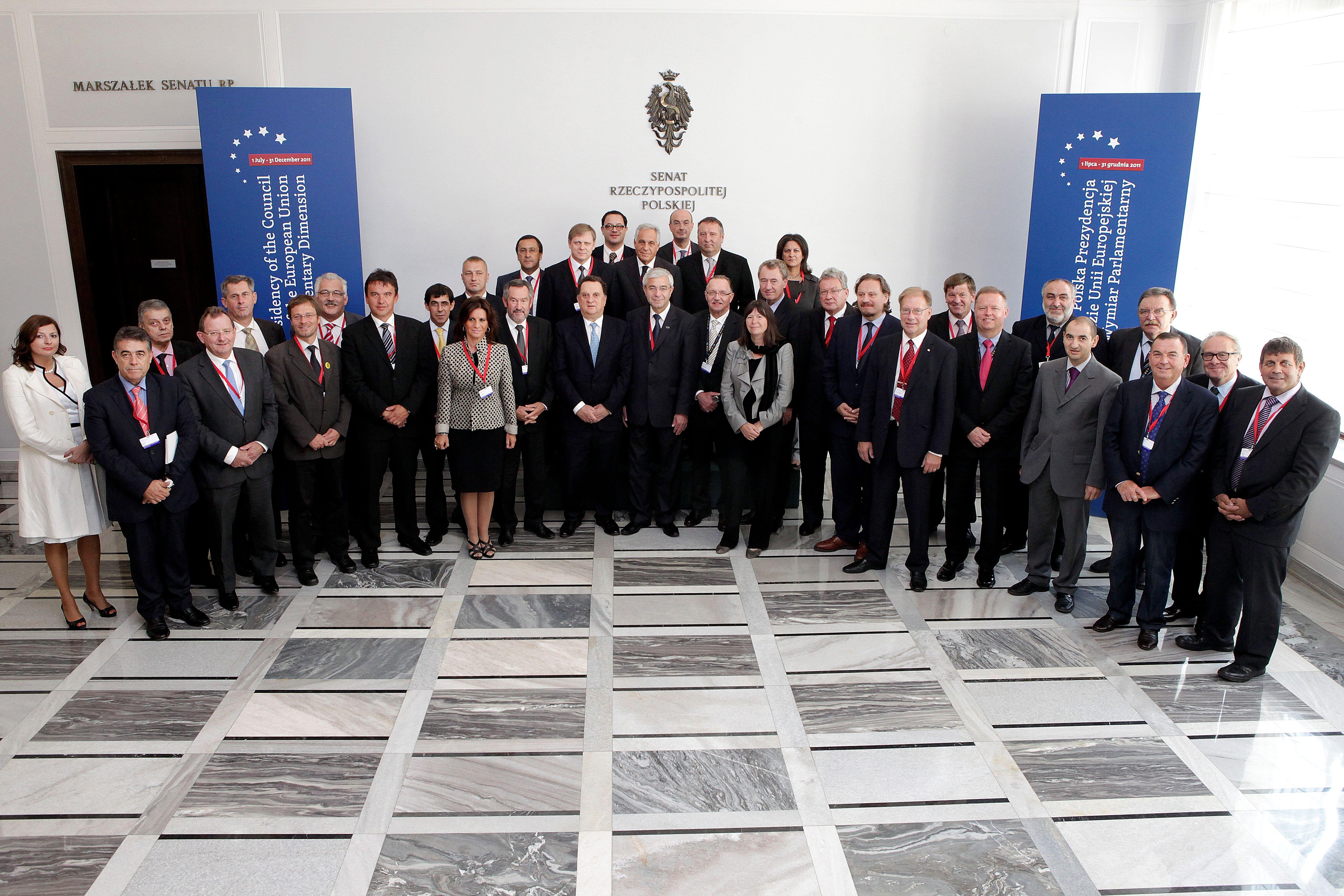 spotkanie polityków
