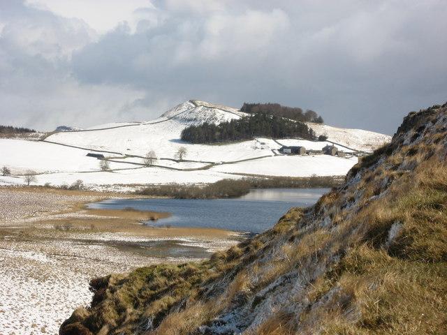 File:Crag Lough - geograph.org.uk - 750488.jpg