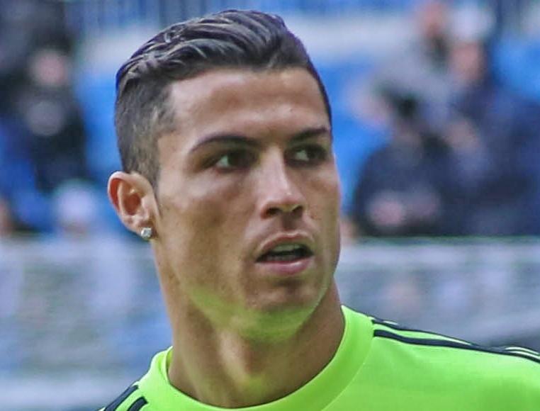 Giulia-Lena Fortuna: Cristiano Ronaldo - 4 sexy Bilder! |Ronaldo