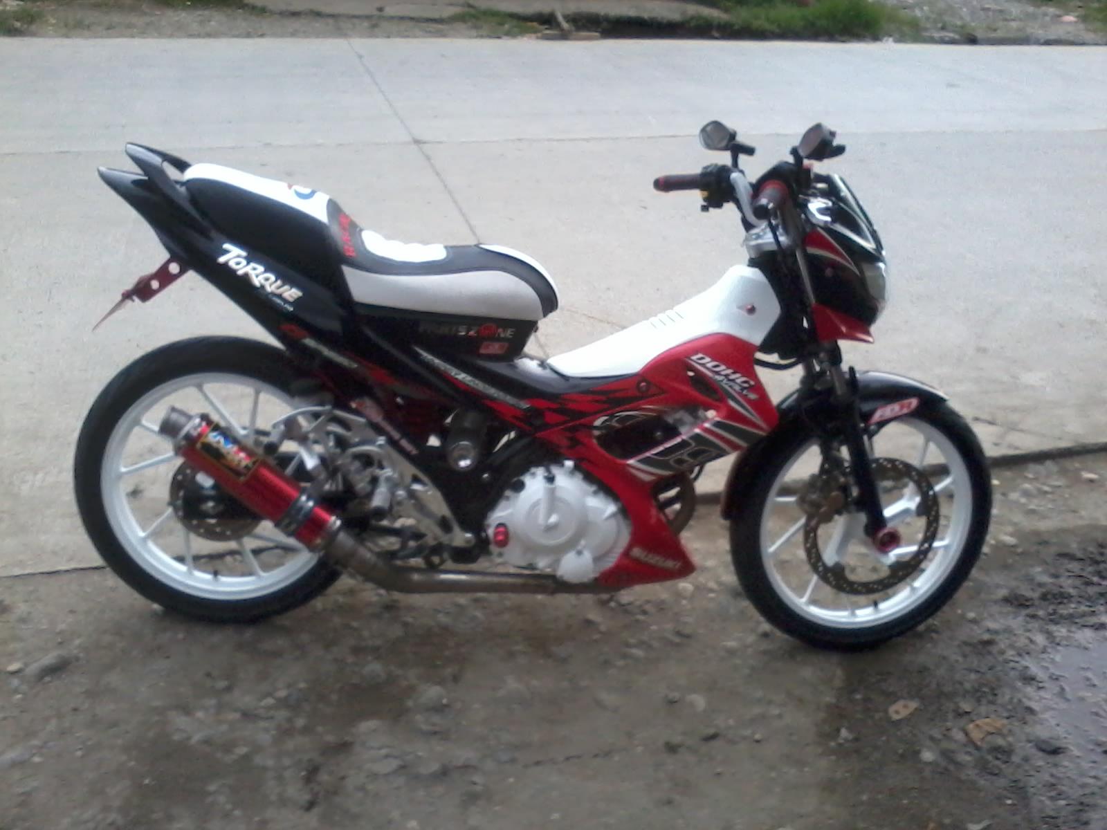 Suzuki Raider J Pro  Price