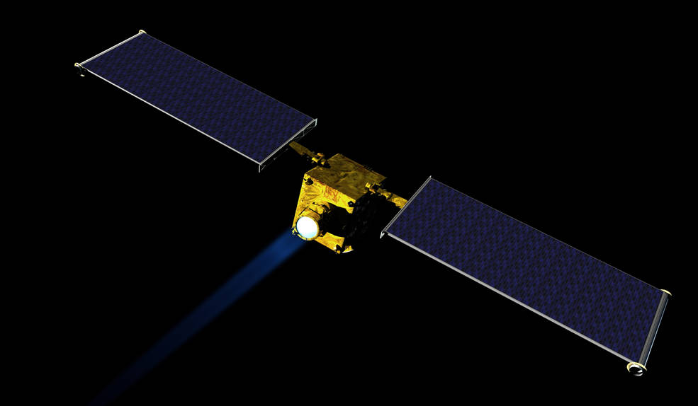 Saving The World, By Moving Mountains In Space