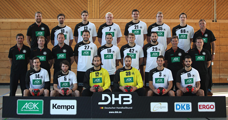 Deutsche Männer-Handballnationalmannschaft