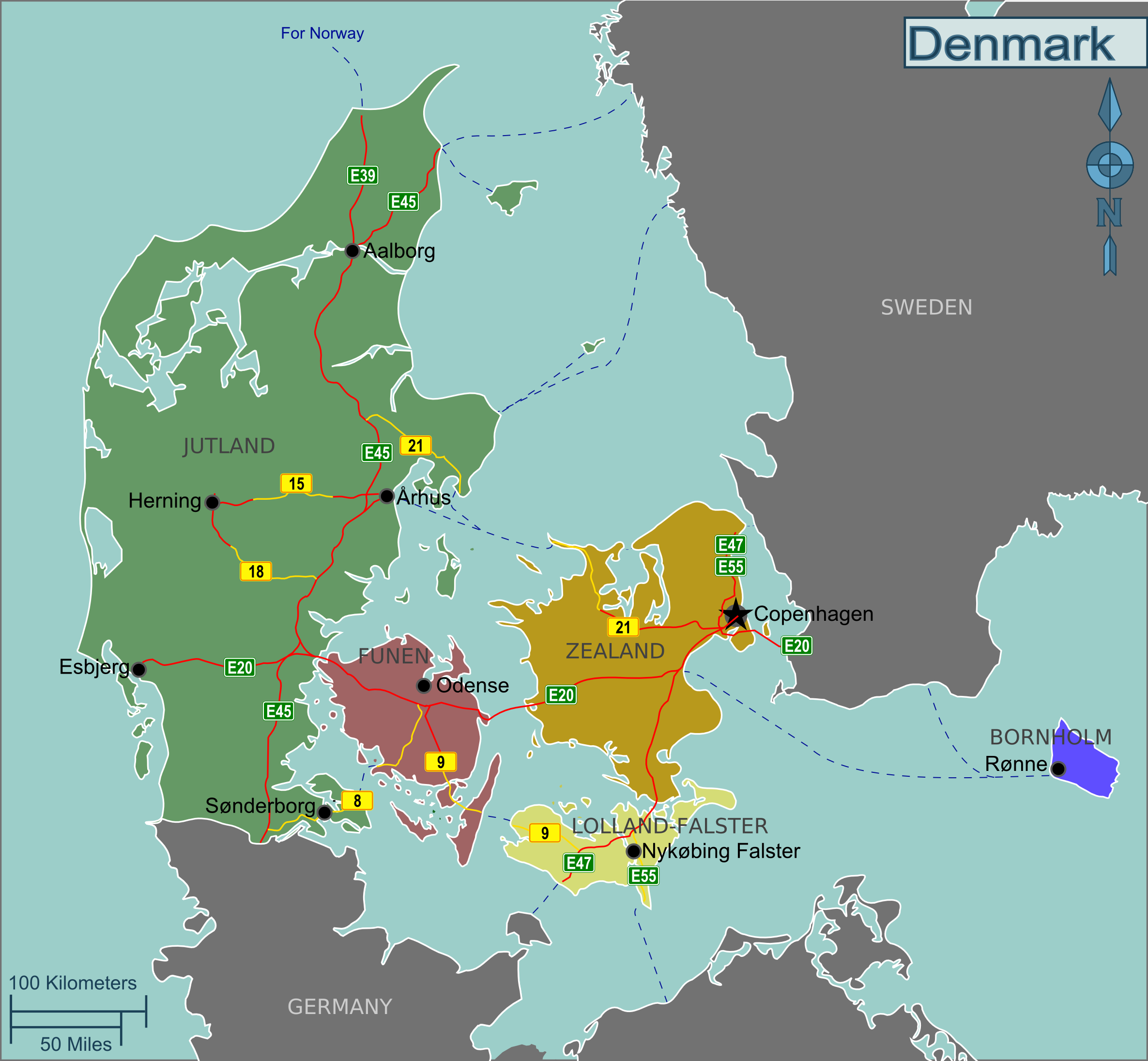 jütland karte Jütland – Wikipedia