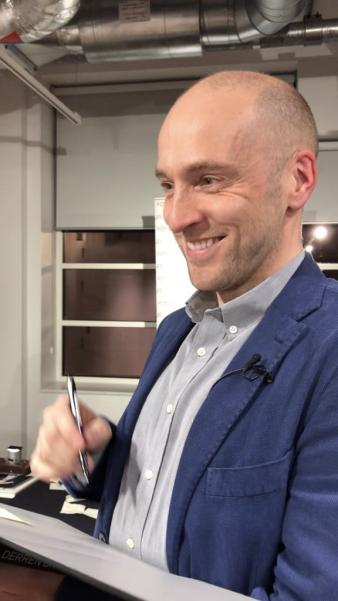 Picture of a TV show: Derren Brown