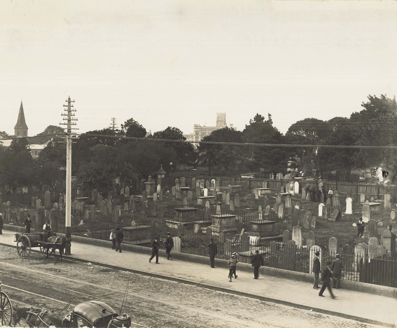west street casino cemetery nsw