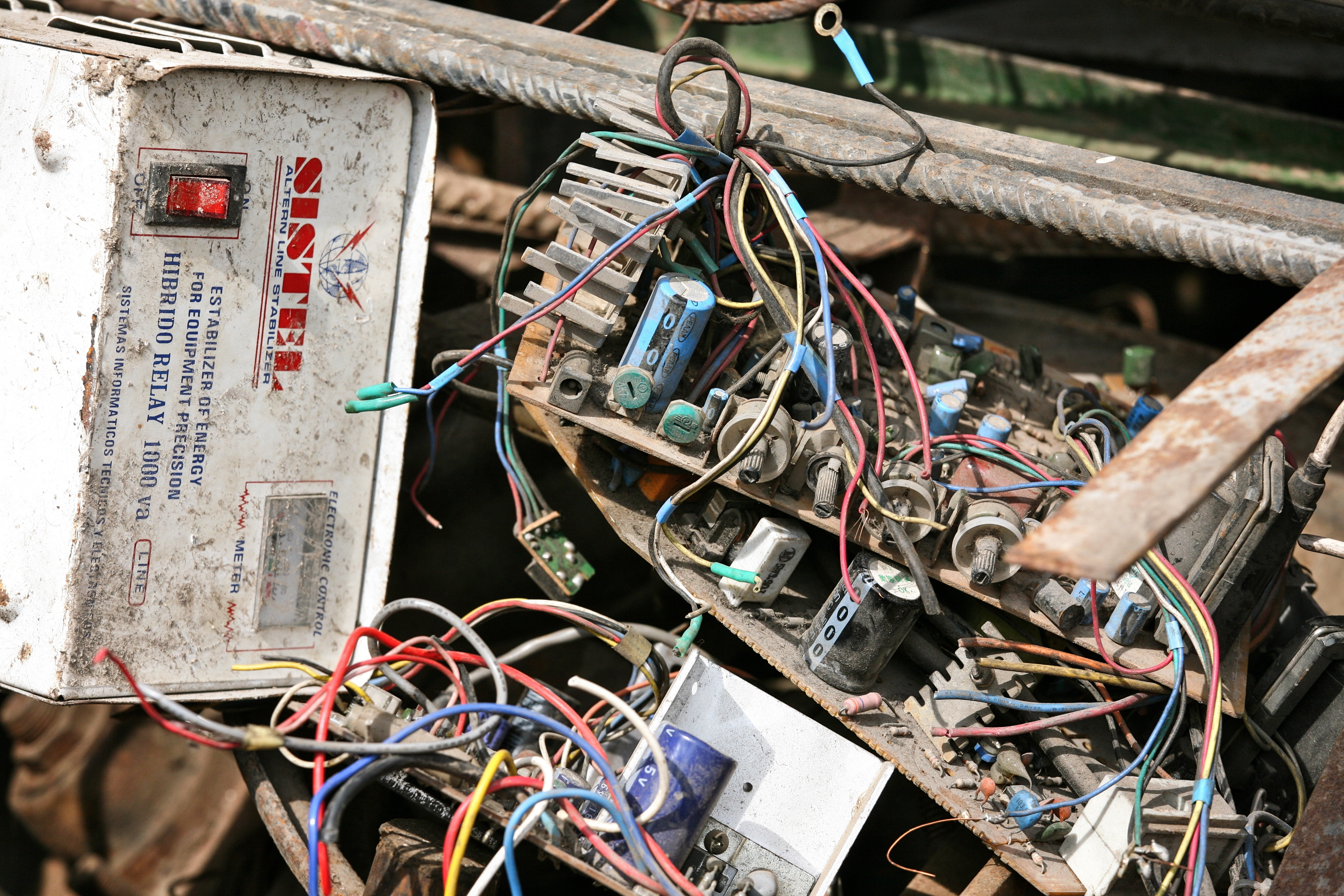 Pacebutler Recycling Blog Welcome To The And Scrap Printed Circuit Board Equipment From Professional Shoes