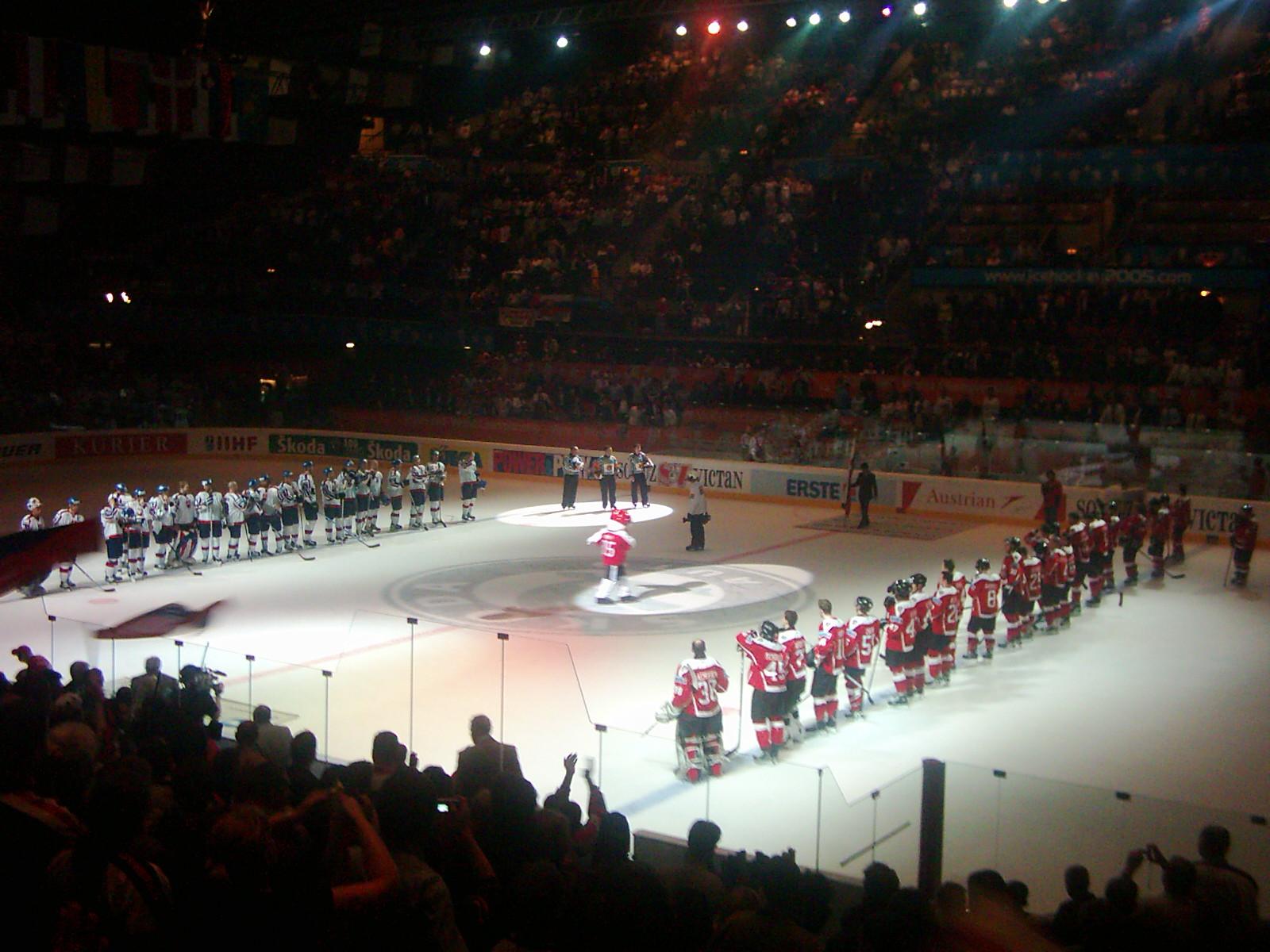 eishockey b wm