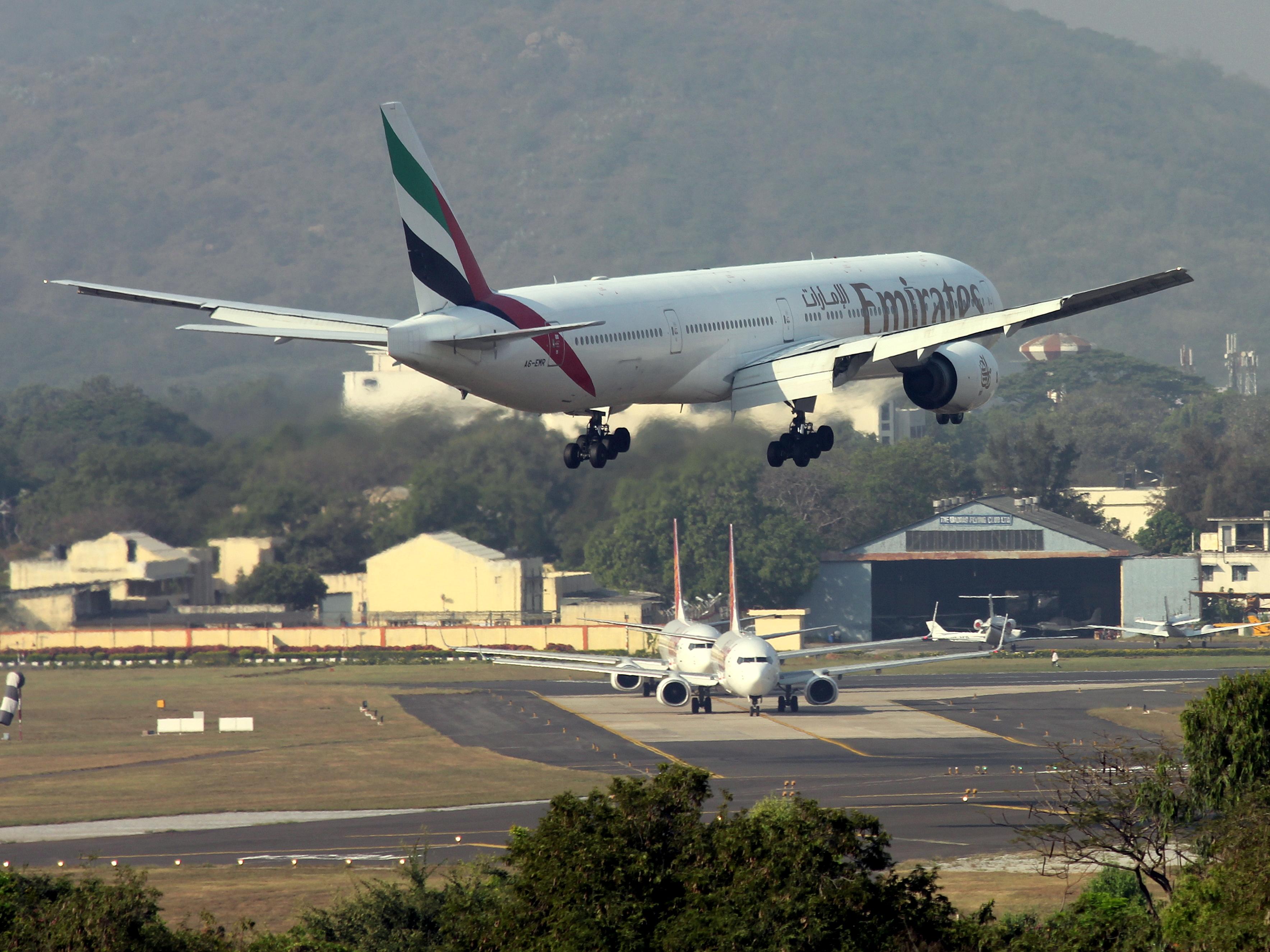 चेन्नई अंतर्राष्ट्रीय हवाई अड्डा
