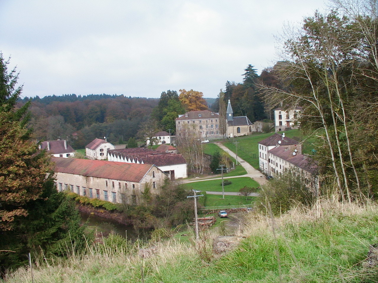 Manufacture Royale de Bains-les-Bains