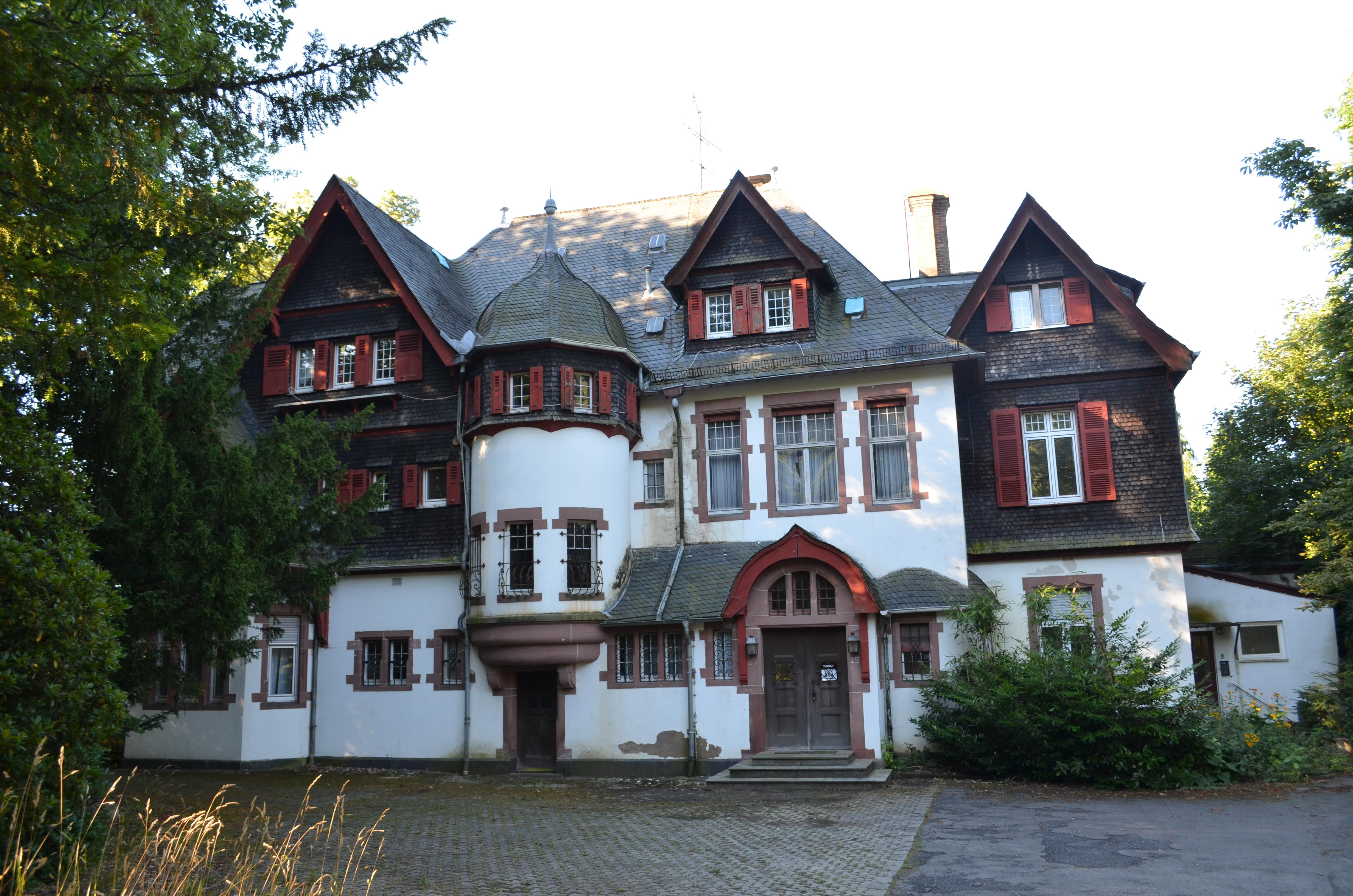 Villa Falkenstein file falkenstein villa rehe jpg wikimedia commons