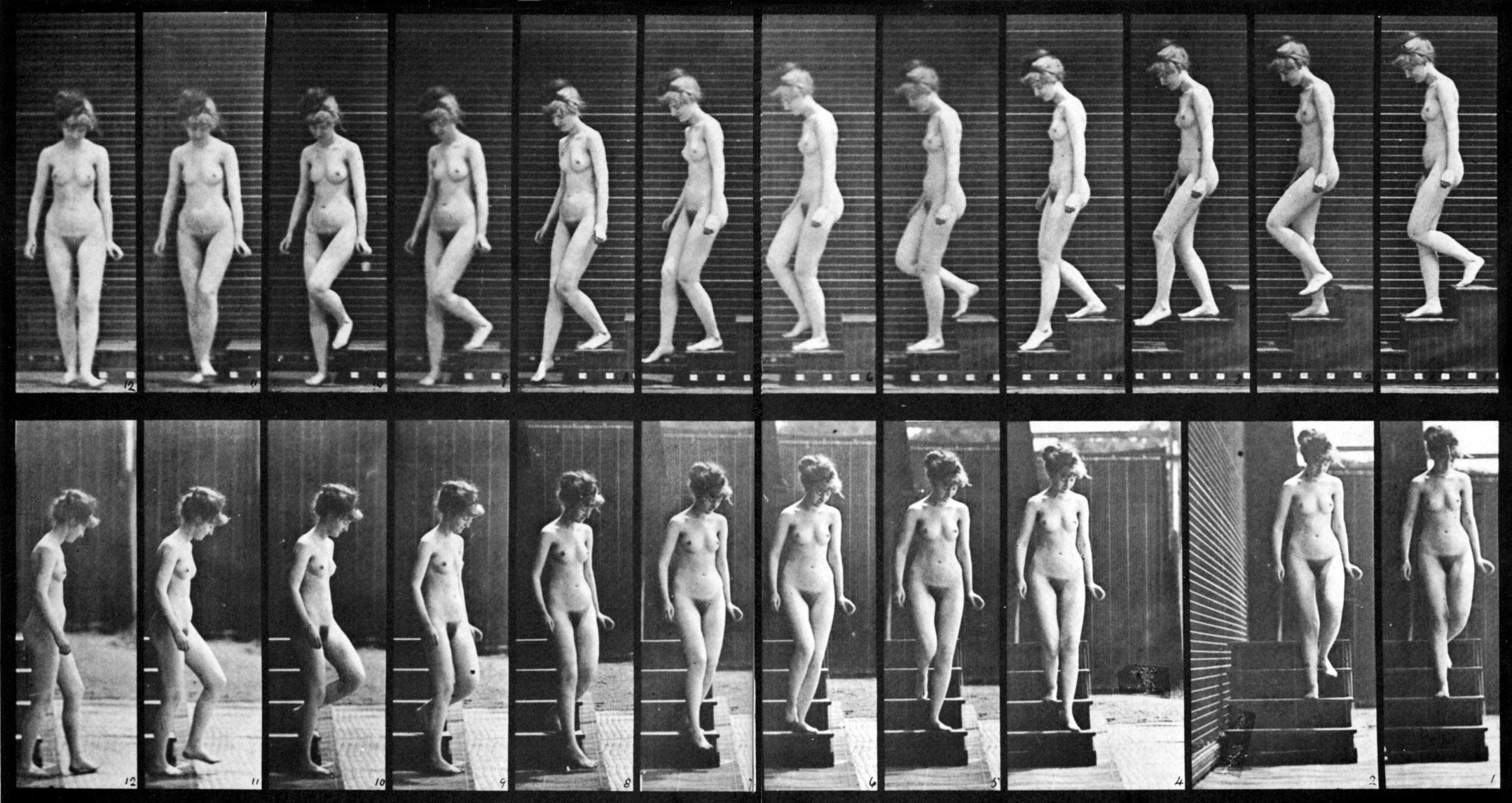 Very eadweard muybridge nude women