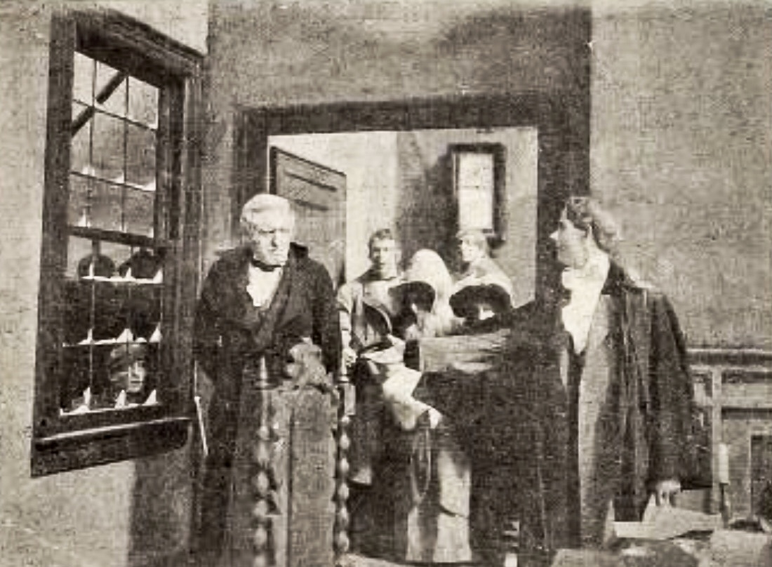 A Christmas Carol (1910 film) - Wikipedia