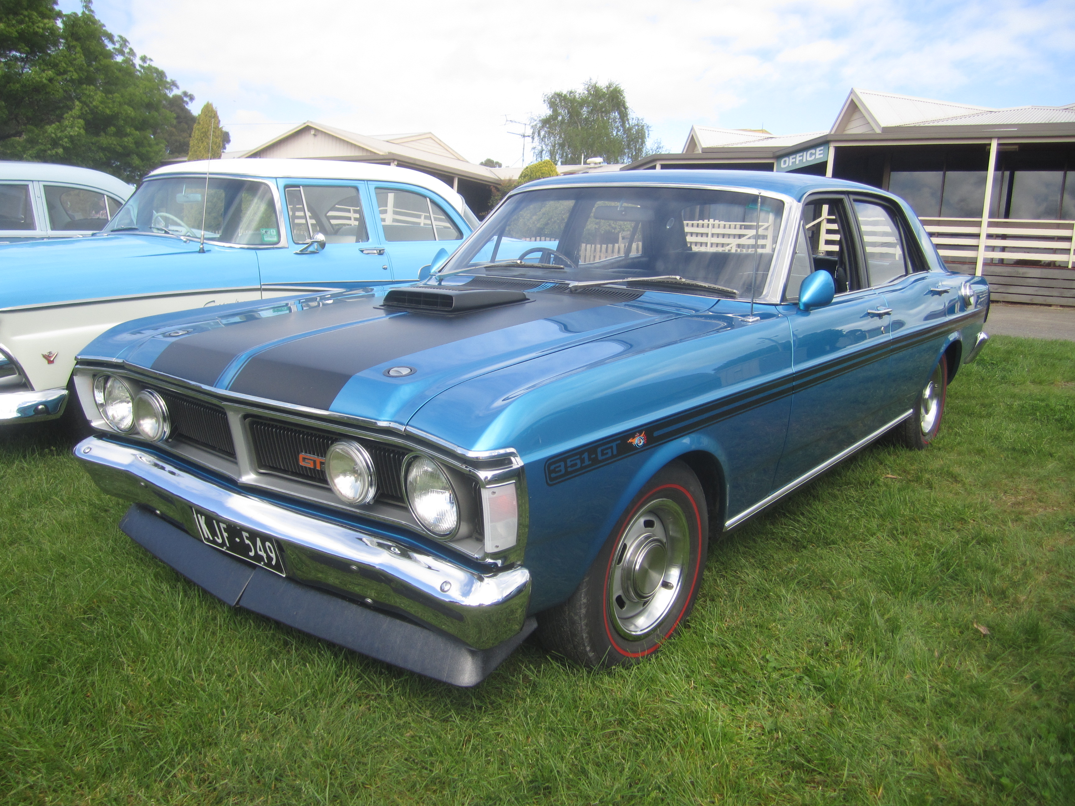 File Ford Falcon Xy Gt Electric Blue Jpg Wikimedia Commons