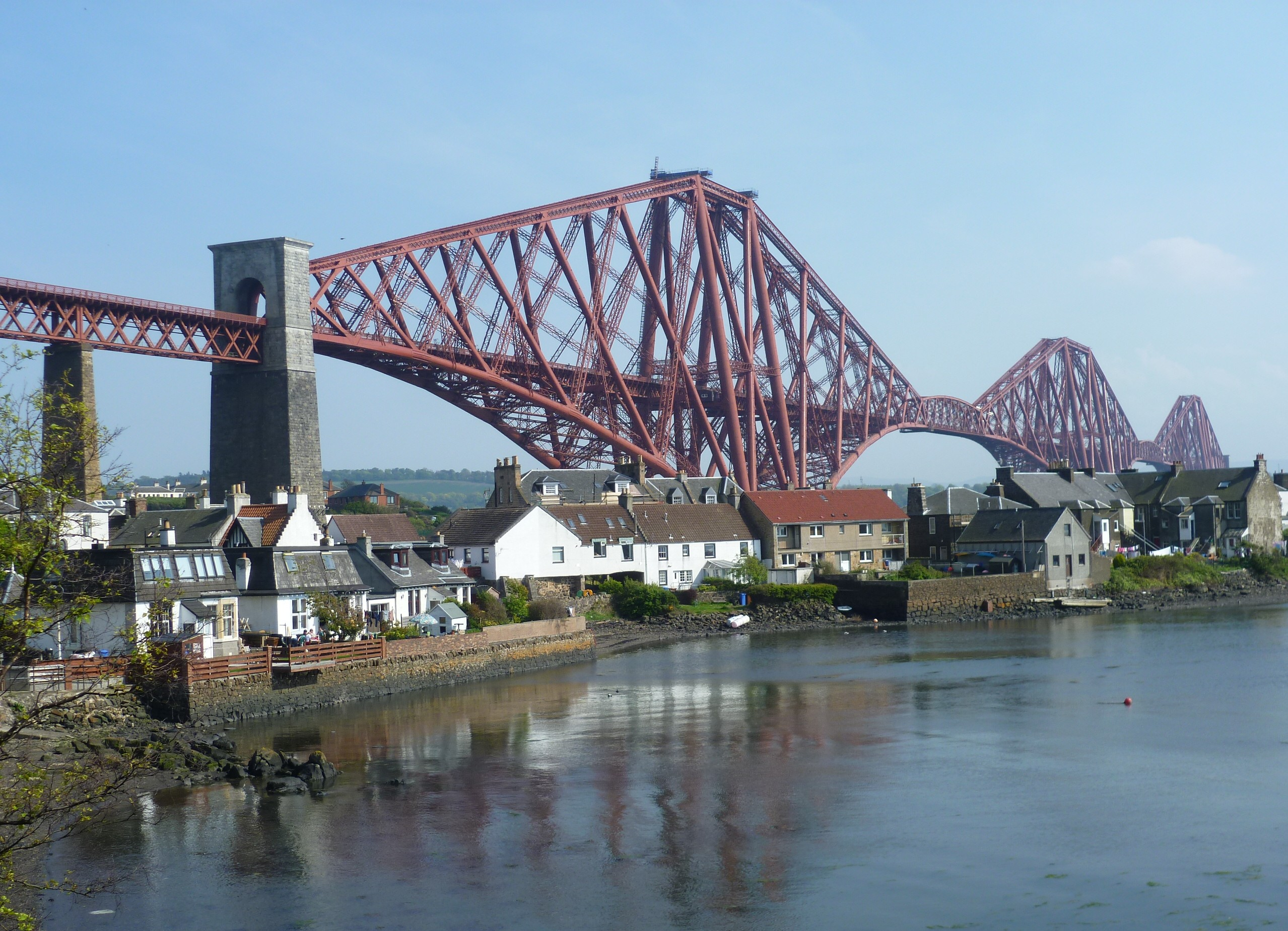 Queensferry United Kingdom  City new picture : Bridge, North Queensferry South Queensferry, United Kingdom
