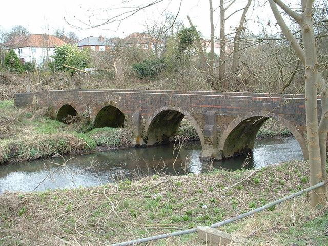 Four Arches Bridge - geograph.org.uk - 159920