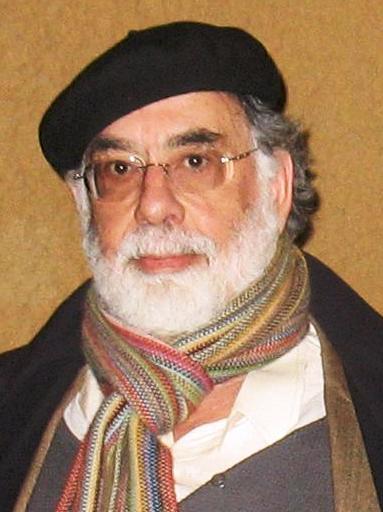 Francis Ford Coppola 2007 crop