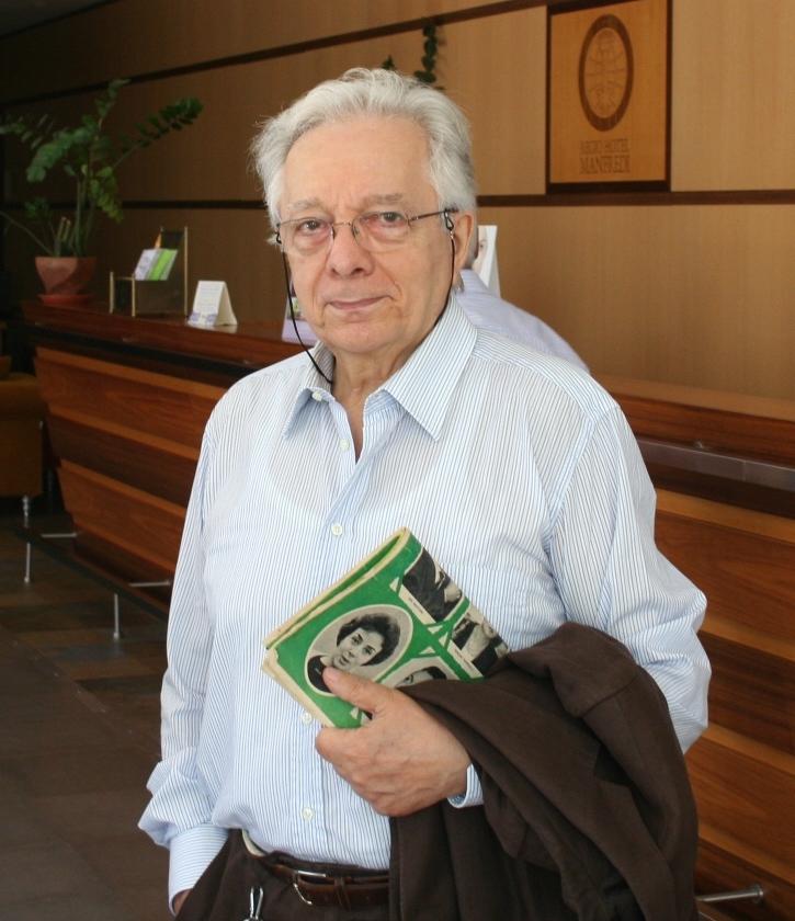 Franco Migliacci nel 2010