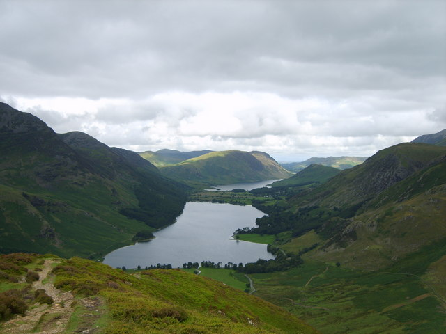 From Fleetwith Pike - geograph.org.uk - 882195