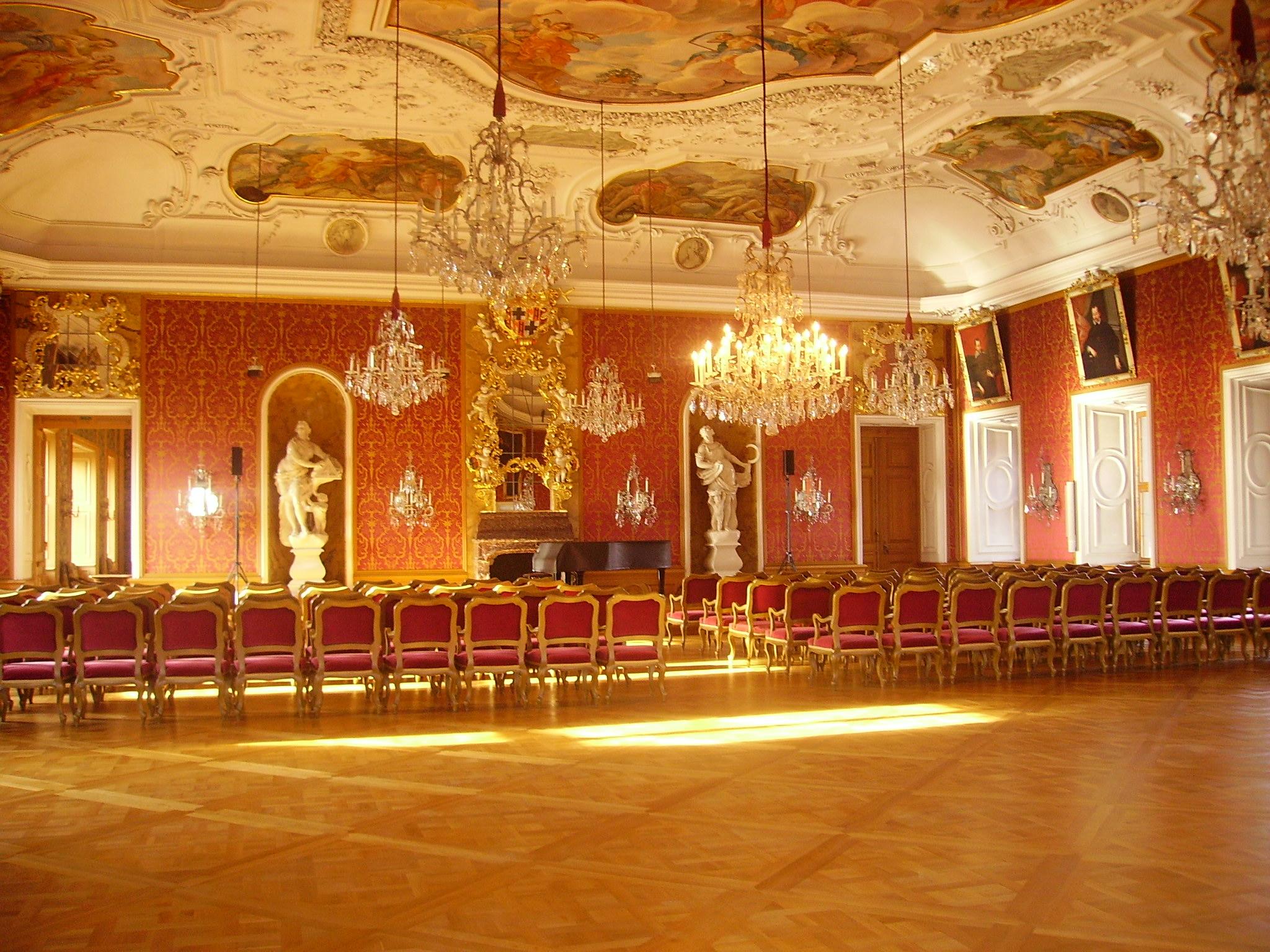 Prague Hotel Rooms