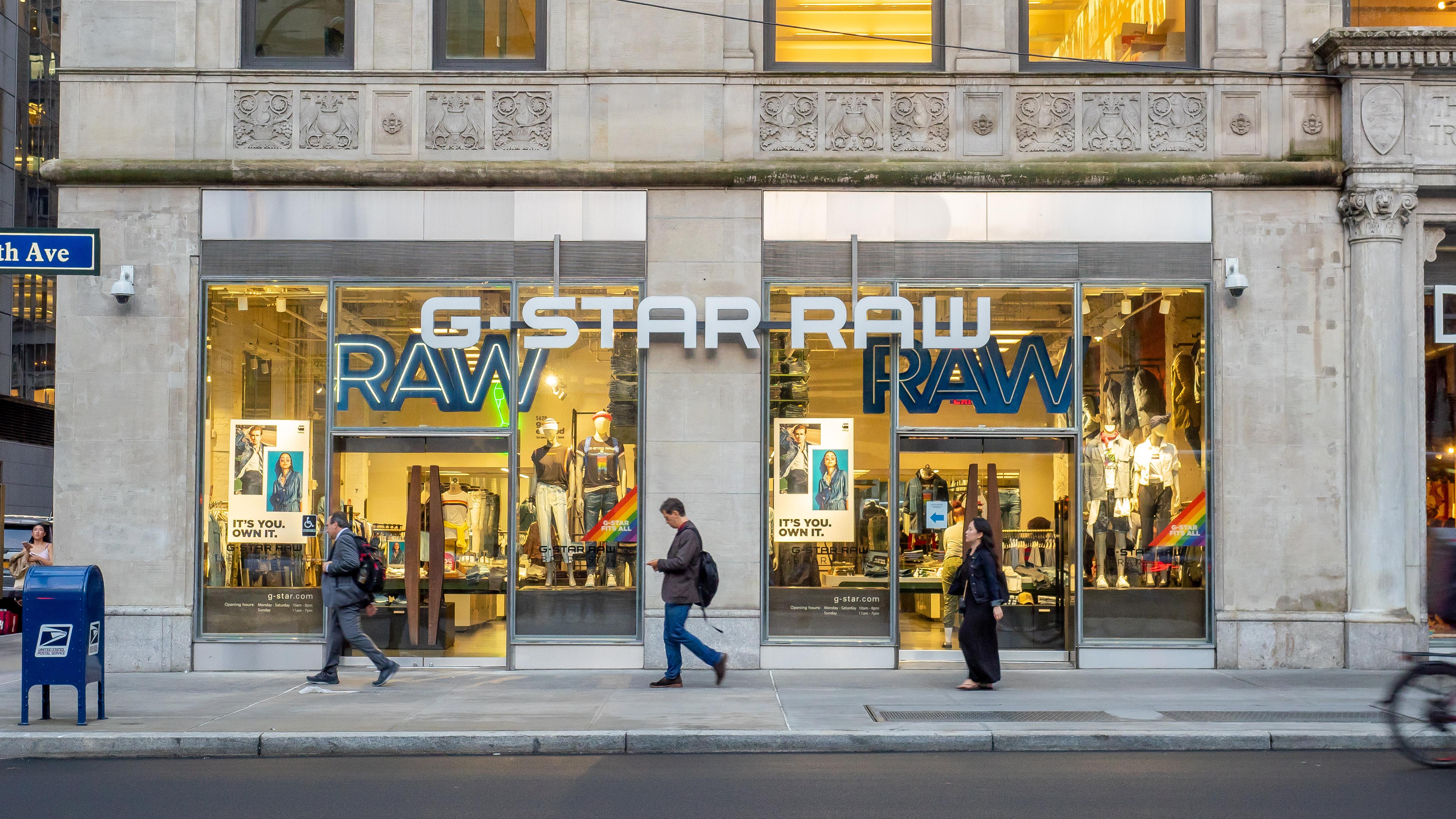 G-Star Raw - Wikipedia