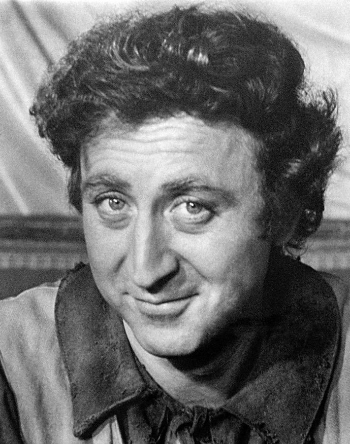 Jerome Silberman aka Gene Wilder, Willy Wonka star no more
