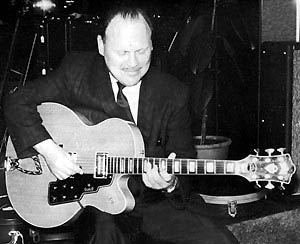 George Barnes (musician) American musician