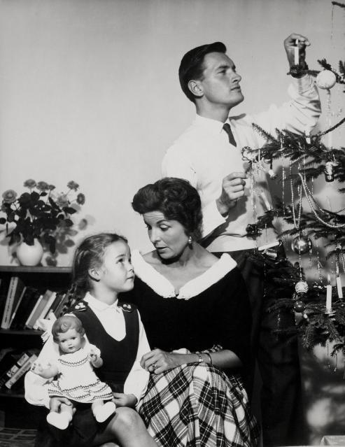 Afbeeldingsresultaat voor kerst 1950