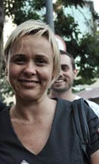 Depiction of Giulia Gam