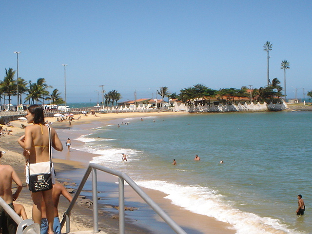 Guarapari beach
