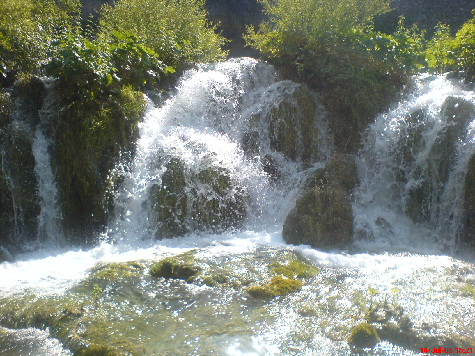 克罗地亚十六湖国家公园(Plitvice Lakes National Park) - wuwei1101 - 西花社