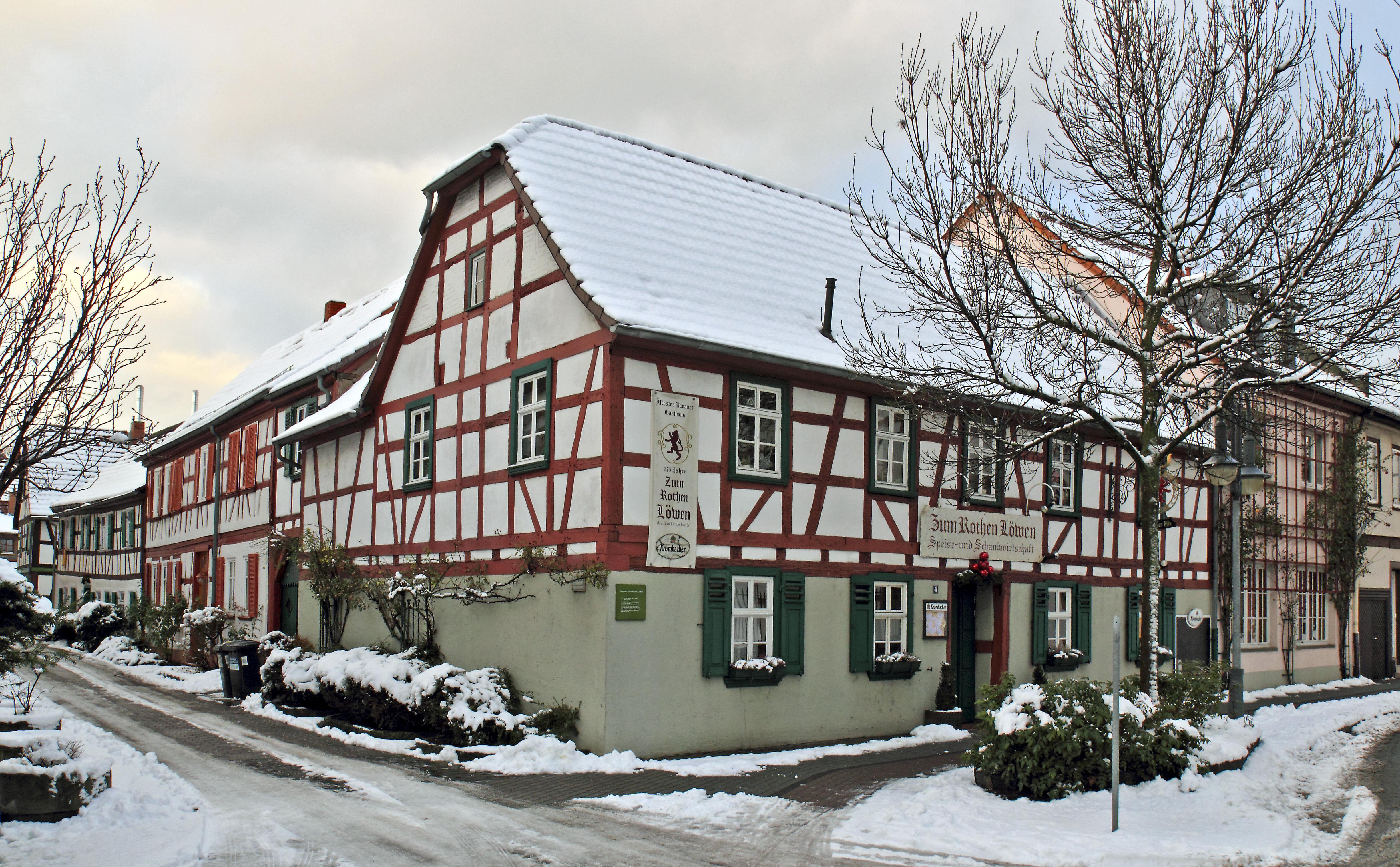 Kesselstadt Hanau
